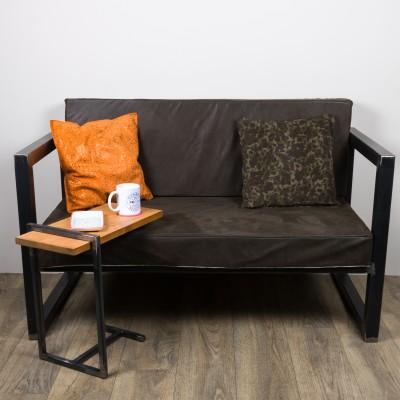 Canapé 2 places Cuir