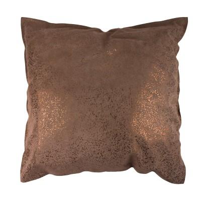 Coussin Pouf en cuir