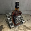 Présentoir bouteille